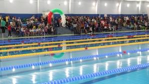 """Над 200 деца ще участват в десетия юлибеен турнир по плуване за Купа """"София"""""""