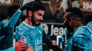 Марсилия с пет поредни победи за пръв път от 2 години