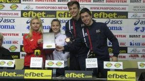 Българската фехтовка изпраща една от най-успешните си години