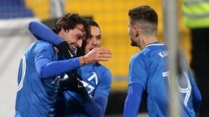 Левски се измъкна срещу кошмара си в Купата на България (видео+галерия)