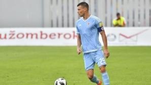 Васил Божиков започна преговори за нов договор със Слован