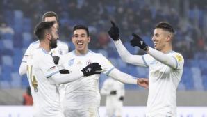 Божиков изгледа от пейката победа на Слован за Купата на Словакия