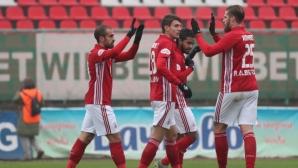 ЦСКА-София атакува 1/4-финала през Кърджали