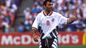Ограбиха Стоичков през 1992 година, после той отвя с много Баджо и Малдини