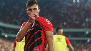 """Атлетико Мадрид с още един """"бразилски"""" трансфер"""
