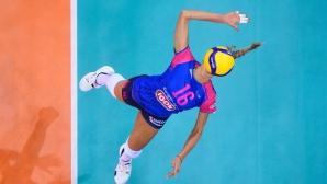 Ели Василева и Новара на полуфинал на световното клубно (видео + снимки)