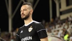 Славчев няма да ходи в Левски, остава в Карабах