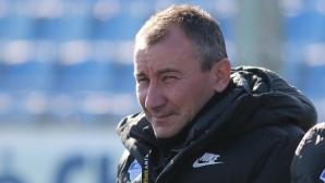 Стамен Белчев си пожела грозна победа срещу ЦСКА-София