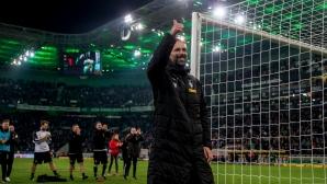 Треньорът на Борусия (М): Това е доказателство, че сме на правилния път