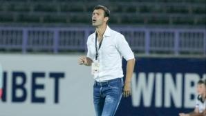 Росен Кирилов: Исках да постигна резултати с Етър