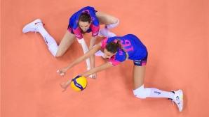 Новара и Елица Василева завършиха 4-и на световното клубно (видео + снимки)