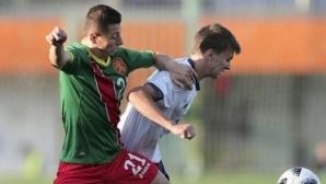 Юношески национал с нов гол в Италия