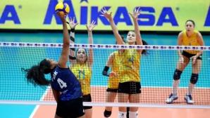 Гергана Димитрова и Нася Димитрова на крачка от 1/4-финал за Купата на Турция