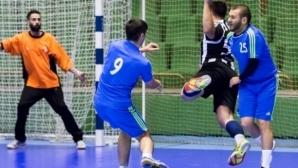 Фаворитът Локомотив Варна ще зимува на върха в мъжкото хандбално първенство