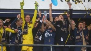 Викинг (Ставангер) спечели шестата си Купа на Норвегия