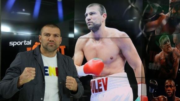Тервел Пулев: Очаквам да съм победител