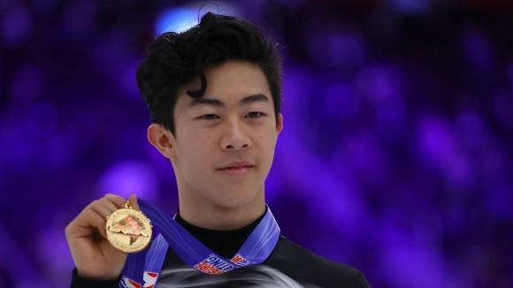 Нейтън Чен и Альона Косторная поставиха нови световни рекорди във...
