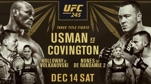 Последното PPV на UFC за десетилетието ще предостави три шампионски двубоя