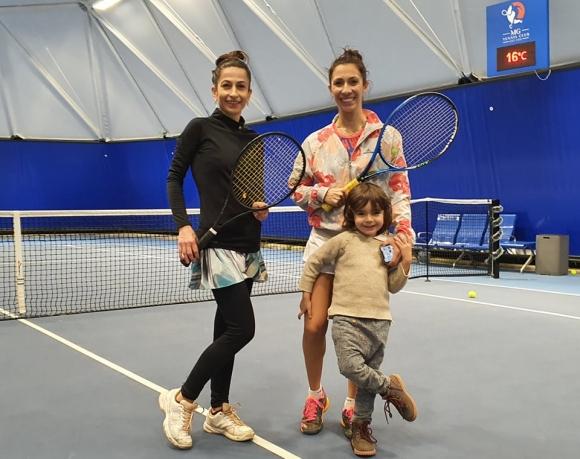 Диана Митева триумфира в дамския турнир в MG Tennis Club