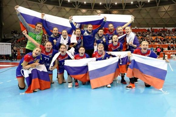 Русия спечели бронзa на световното за жени (снимки)