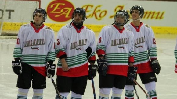 Националният отбор по хокей приключи със загуба квалификацията в Хърватия
