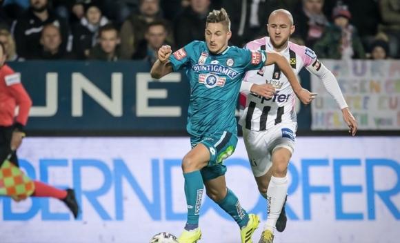 Щурм изпусна преднина от три гола, Десподов гледа от пейката