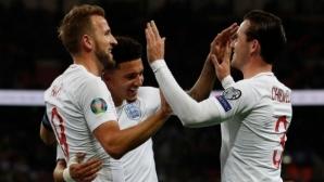 Англия обяви програмата си преди началото на Евро 2020