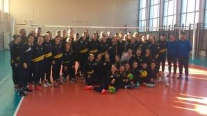 Иван Петков изнесе лекция на учениците от спортното училище