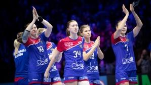 Русия предсрочно си осигури място на полуфиналите на Световното по хандбал за жени