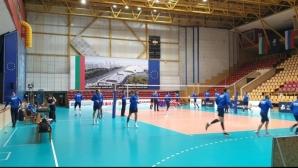Зенит (Санкт Петербург) направи първа тренировка в Бургас