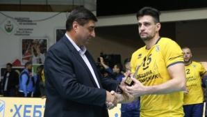 Официално: Клубове издигнаха Боре Кьосев за президент на БФВ
