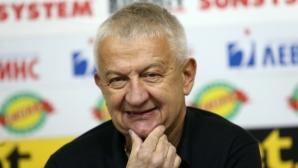 Крушарски: Ще дам на Луков да бие дузпа, дано да е срещу Левски, защото там ще ми е най-приятно (видео)