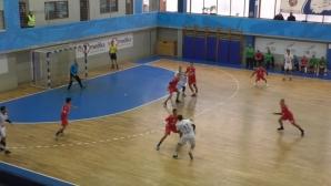 Юношите ни стартираха с две загуби на приятелски турнир в Северна Македония
