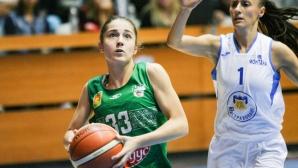 Берое загуби в Словения и остана на второ място в Адриатическата лига
