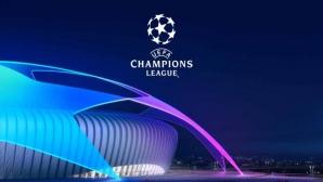 Вижте всички 1/8-финалисти в Шампионската лига