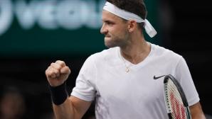 Бивш треньор на Григор: Той не е Федерер и никога няма да бъде, но има страхотна кариера