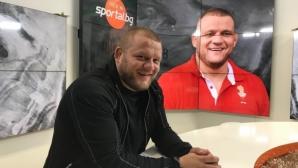 Ники Щерев пред Sportal за положителната си допинг проба (видео)
