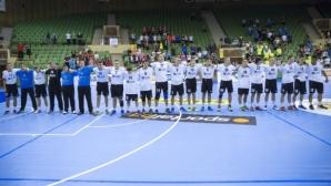 Юношеските национали по хандбал с четири загуби от турнир в Северна Македония