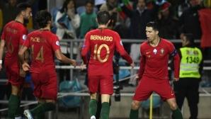 Испания посреща Кристиано и Португалия в контрола преди Евро 2020