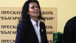Мина Николова: Кьосев притежава всички качества да бъде един много добър ръководител