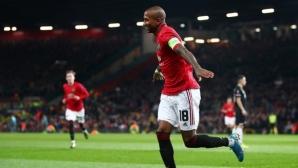 """Юнайтед избухна с четири гола за 11 минути и завърши на върха в група """"L"""" (видео+галерия)"""