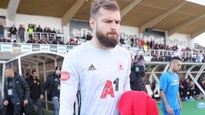 Бусато преподписва с ЦСКА-София
