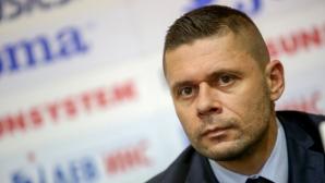 Александър Димитров: Трябва да се стимулират клубовете, които налагат млади футболисти