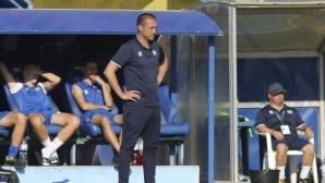 Йордан Петков пое България U17