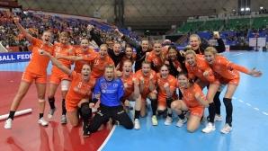Холандия е първият финалист на Световното след победа над олимпийския шампион Русия