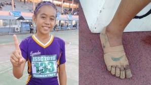 11-годишна атлетка смая света