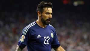 Есекиел Лавеци прекрати футболната си кариера