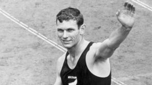 Носителят на три златни олимпийски медала Питър Снел почина