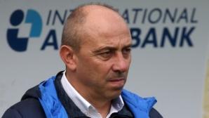 Илиан Илиев: Ще вземем няколко опитни футболисти