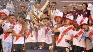 Ривър Плейт взе Купата на Аржентина